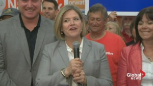 Horwath calls 'bullspit' on idea to form coalition with Tories