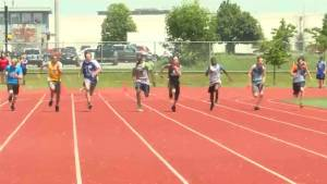 Algonquin-Lakeshore Track and Field Meet in Kingston