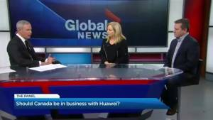 Should Canada be conducting business with Huawei?