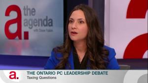 Leadership candidate Tanya Granic Allen says Patrick Brown's platform is dead
