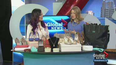 d5454dae2fb WATCH  Joyce s Closet managing partner Jan Sicam joins Global Calgary with  details on the dos and don ts of selling and buying consignment clothing.