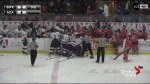 Acadia player involved in hockey brawl said opponent looked like a 'rapist': statement