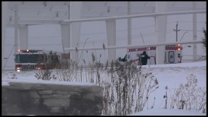 Man injured in industrial accident in Peterborough