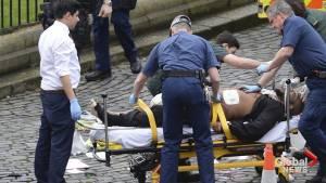 Khalid Masood identified as suspect behind London terror attack