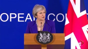 May optimistic deal can be reached but still 'hard work ahead'