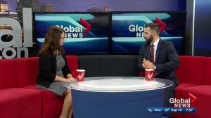 Interview about Edmonton Design Week