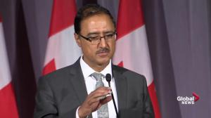 Sohi explains why feds not considering Supreme Court challenge on Trans Mountain