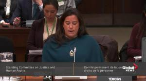 Wilson-Raybould: PMO told me Trudeau would get a DPA 'one way or another'