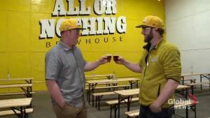 Oshawa Brewery Opens its Doors