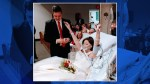 Terminally ill bride gets married days before Christmas, dies 18 hours later