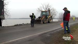 Quebec flooding: Vaudreuil-Dorion still on high alert
