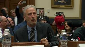 Jon Stewart tears into Congress over 9/11 first responders: Why is this so damn hard?