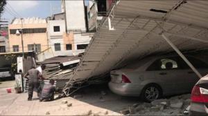 Deadly earthquake strikes near Mexico City