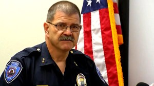 Police chief says officers 'stood their ground against the assailant' in Oklahoma shooting