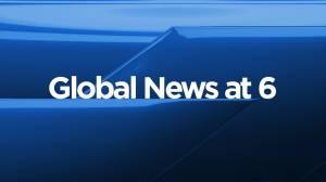 Global News at 6 New Brunswick: May 29