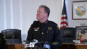 Police have identified suspect in fatal Boxing Day shooting of officer in California