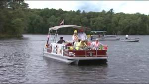 A preview of the Buck Lake Boatilla for Easter Seals