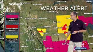 Edmonton Weather Forecast: July 30