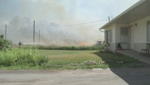 Ashcroft WildfiresAshcroft fire flares up, forcing people and animals to flee