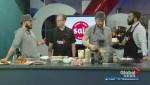 In the kitchen with Salz Bratwurst Co.