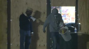 More looting in Ferguson