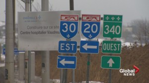 Planning for traffic ahead of Vaudreuil-Soulanges hospital construction