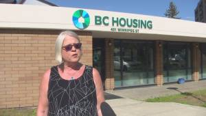 BC Housing reacts to Penticton rejecting homeless housing project (01:54)