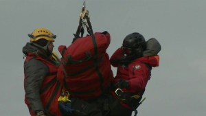 NSR warns hikers rescue operations could be delayed because there are no available helicopters