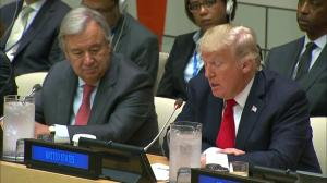 Trump: UN has not reached it's 'full potential' due to 'mismanagement'
