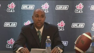 New CFL commish explains his love for the game
