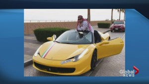 2 Canadians killed after Ferrari hits pole in Dubai