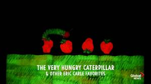 The Very Hungry Caterpillar and Other Eric Carle Favourites: preview