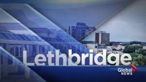 Global News at 5: Lethbridge August 14