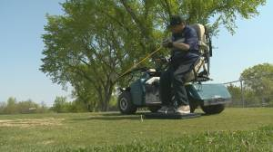 Regina man tees off for first time since life-changing injury