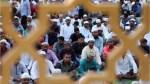 Eid Al-Adha celebrated around the world