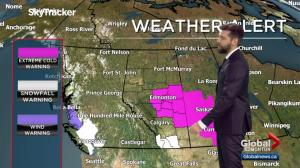 Edmonton Weather Forecast: Feb. 14
