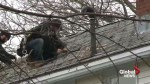 Nova Scotians push to patch up roofs after nasty storm