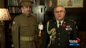 Historic Mons Bugle to be used in Edmonton Remembrance Day ceremonies