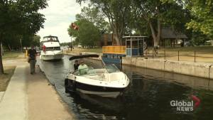 Busy summer in Bobcaygeon thanks to fine weather and plenty of boaters