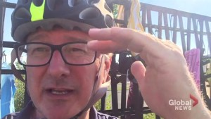 Richard Cloutier: Video log, Cycle of Hope – July 9