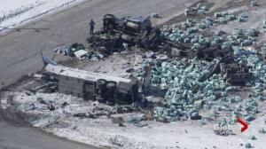 Sentencing for Humboldt crash truck drivers set for Monday
