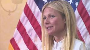 Gwenyth Paltrow speaks at Capitol Hill to make case for proper GMO labelling
