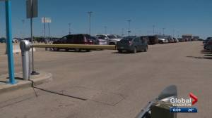 Is Edmonton airport parking secure?