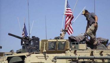 Kuvahaun tulos haulle american army started withdrawal from syria photos