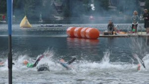 Ironman Canada in Whistler