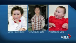 Marco Muzzo out on $1M bail after guilty plea in crash that killed 3 kids, grandfather