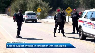 Canada-wide warrant issued for 3rd suspect in alleged armed