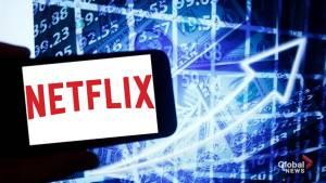 Netflix stocks plunge
