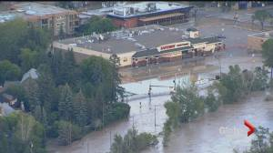 Calgary businesses remember devastating flood of 2013