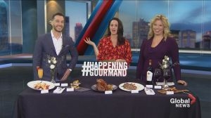 Happening Gourmand: Old Montreal
